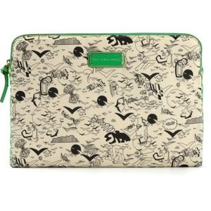 NWT Marc by Marc Jacobs Doodle print Laptop Sleeve